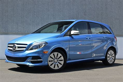 Mercedes B Class Electric by Mercedes B Class Electric 2017 Ototrends Net