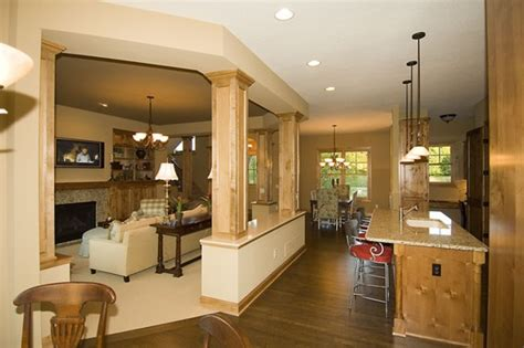 kitchen great room designs pipestone 1899 4 bedrooms and 3 baths the house designers