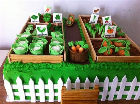 vegetable garden cake ideas 25 best ideas about vegetable garden cake on