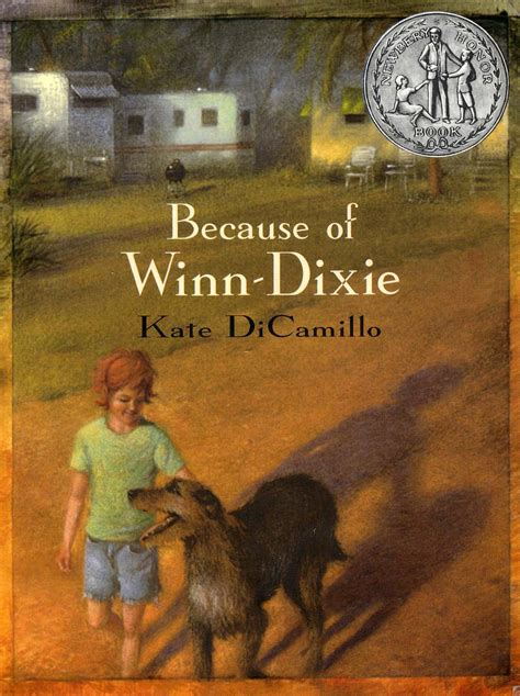 pictures of the book because of winn dixie because of winn dixie publish with glogster