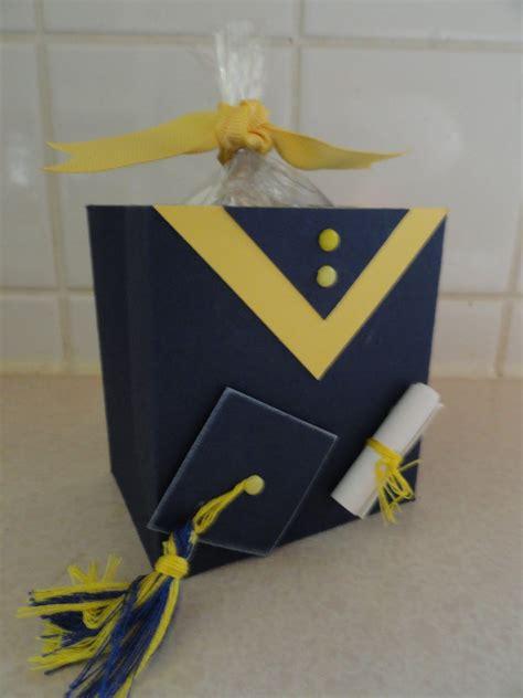 how to make a graduation card holder box christi s creative crew graduation gift box gift card