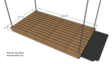 cheap bed frames 50 50 suspended bed