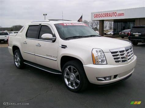2008 Cadillac Escalade Ext by 2008 White Cadillac Escalade Ext Awd 27169275