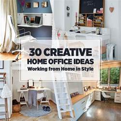 home creative home office ideas working from home in style