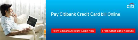 make payment on card card payment citi india