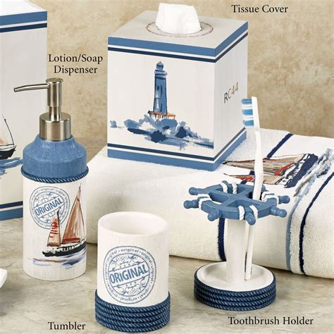 nautical themed bathroom accessories 28 images