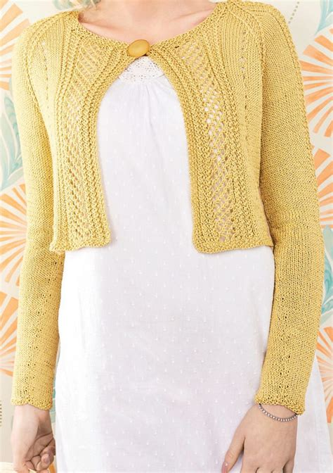 cardigan free knitting pattern cropped cardigan knitting patterns in the loop knitting