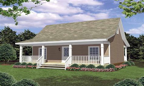 House Plans With Wrap Around Porches small country house plans economical small cottage house