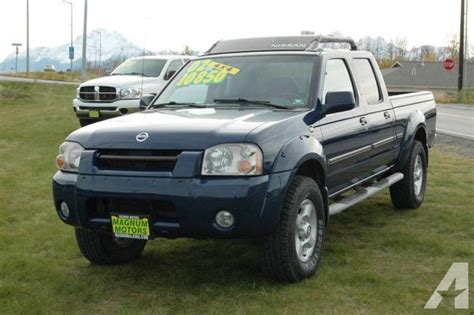 2002 Nissan Frontier For Sale by 2002 Nissan Frontier For Sale In Wasilla Alaska
