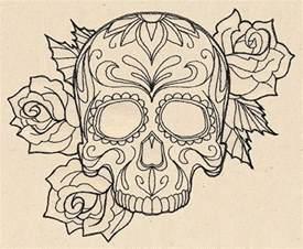 36 latest gangster skull tattoos