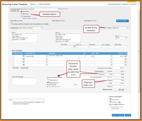 invoice format free download quickbooks invoice templates invoice template ideas