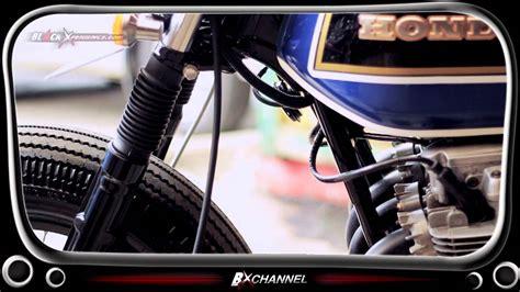 Cafe Racer Style Modifikasi by Koleksi Modif Motor Cafe Racer Style Terbaru Dan