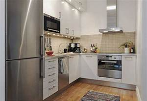 kitchen cabinets for small spaces 20 spacious small kitchen ideas