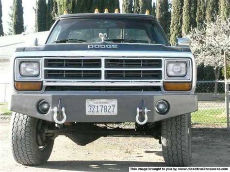 lets see pics of your custom bumpers for the k5 k5 lets see your custom front bumpers dodge diesel diesel