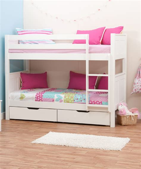 ebay bunk beds with mattresses white bunk beds with mattresses solid pinewood white