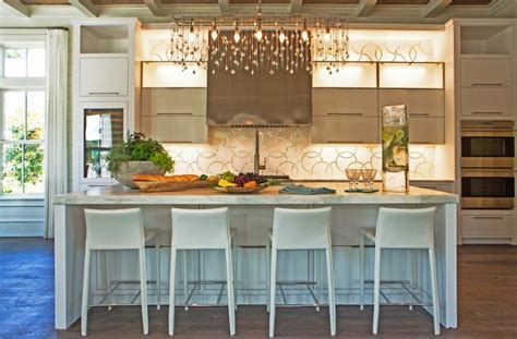 kitchen island chandeliers linear chandelier contemporary kitchen pizitz home and cottage
