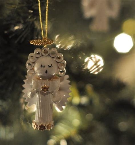 how to make ornaments out of pasta ornament