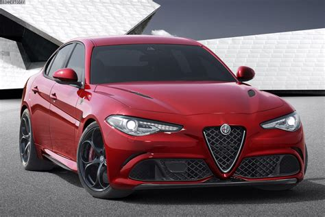 Alfa Romeo by Alfa Romeo Giulia Quadrifoglio Verde Vs Bmw M3 Photo