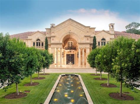 French Manor House Plans estate of the day 43 million neoclassical mansion in