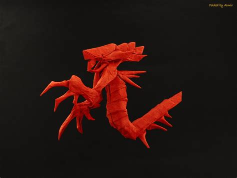 origami hydralisk videogame origami part 4 wow and starcraft