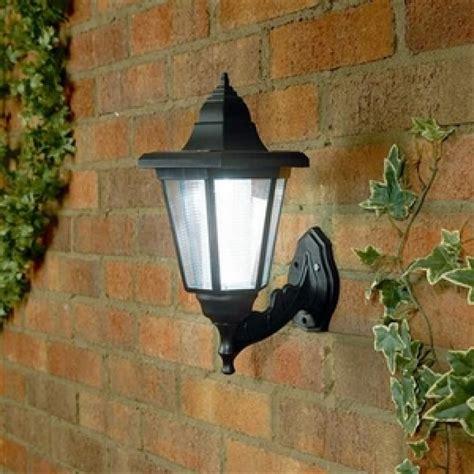 garden wall lights solar garden wall lights 10 ways to light your garden