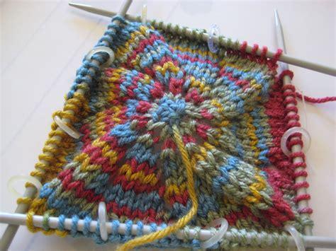 knitting in a circle dominant my knitting circle s knit along pinwheel