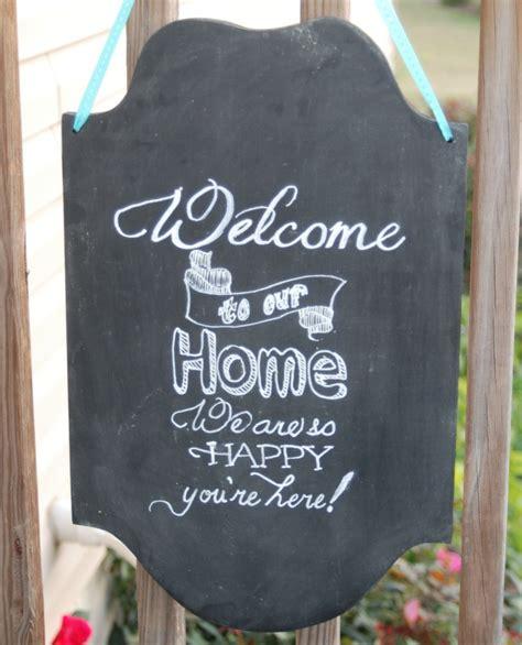 chalkboard diy signs diy chalkboard sign the house