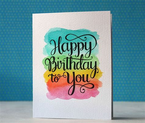 how to make a best birthday card best 20 happy birthday cards ideas on diy