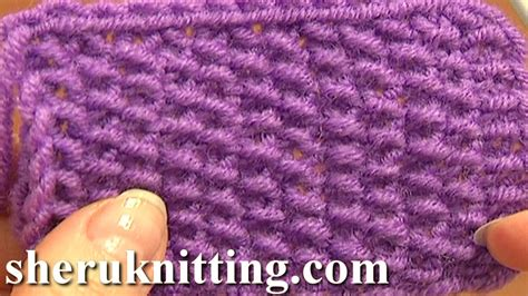 tutorial knitting beginners knitting stitch pattern for beginners tutorial 2 knitting
