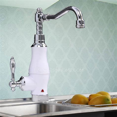 overstock kitchen faucet overstock electric white painting single handle faucet kitchen