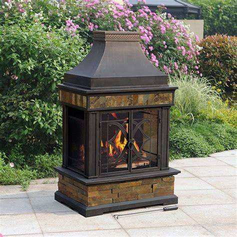 outdoor fireplace kit 31 unique outdoor fireplace designs ideas and kits