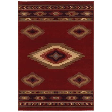 4 ft area rugs home decorators collection aztec 4 ft x 6 ft area