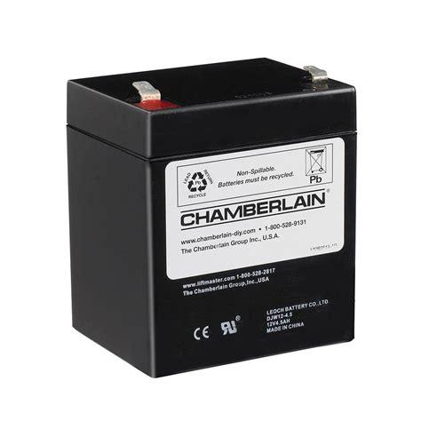 Garage Door Opener Battery Chamberlain Replacement Garage Door Opener Battery 4228