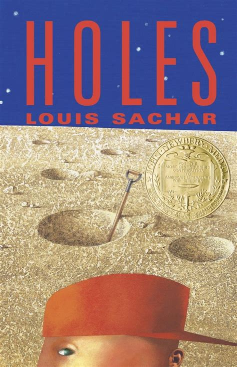 pictures of holes the book holes by louis sachar books