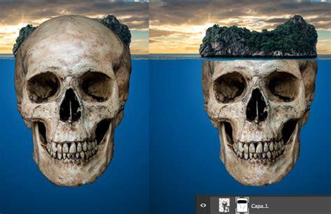 tutorial skull skull island photoshop cc tutorial
