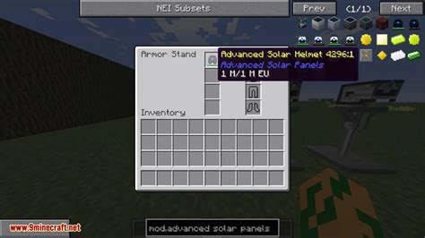 ultimate solar panel advanced solar panels mod 1 10 2 for industrial craft 2