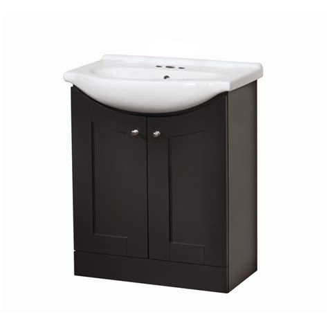 30 bathroom vanity with sink shop style selections vanity espresso belly sink