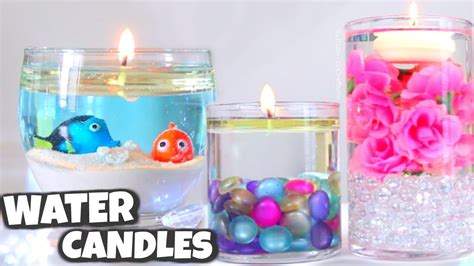 candle in water centerpiece diy water candle vase centerpiece candles how to