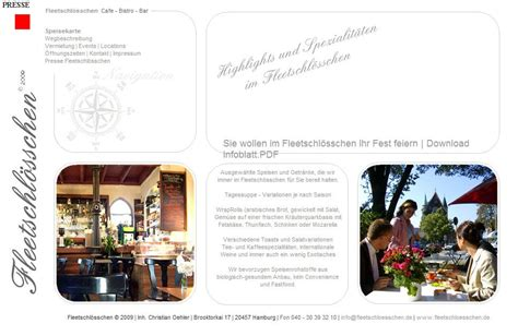 Der Garten Wissen Speisekarte by Hamburg Kocht Fleetschl 246 Sschen Was Ist Nur Aus Dir