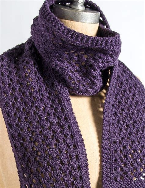 free knitting patterns for lace scarves 17 best ideas about lace knitting patterns on