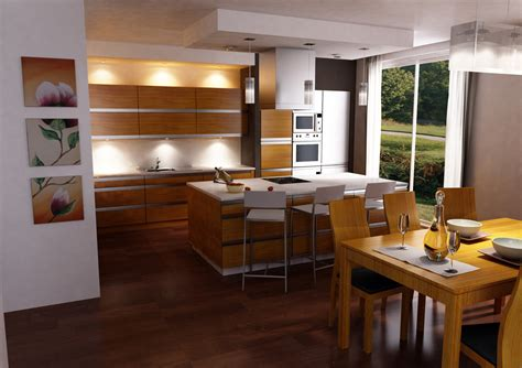 open kitchen cabinet designs open kitchen design ideas with living and dining room