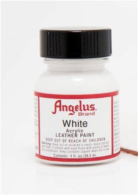 angelus paint refund angelus leather paint 1 oz white hardware painting wall
