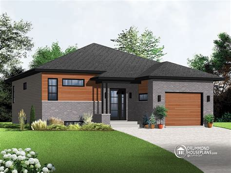 contemporary one story house plans contemporary house plans one story escortsea