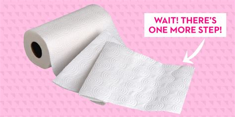 paper towel origami use fewer paper towels paper towel folding trick