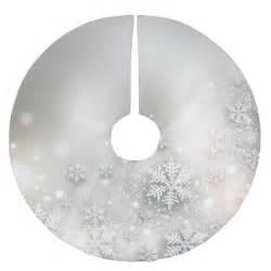 tree skirt with snowflakes snowflakes tree skirts zazzle