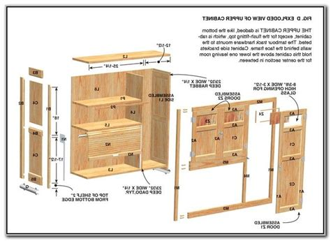kitchen cabinet plans woodworking build your own kitchen cabinets free plans woodworking