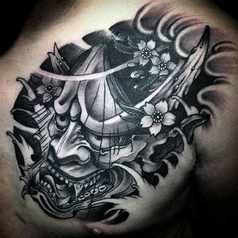 100 hannya mask tattoo designs for men japanese ink ideas