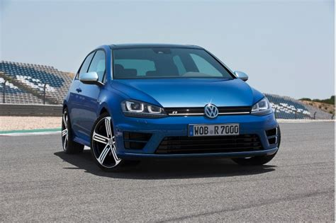 official 2015 volkswagen golf r 2015 volkswagen golf r revealed comes with 296 hp turbo four