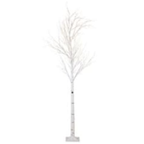 noma tree canadian tire noma birch tree with led lights 8 ft canadian