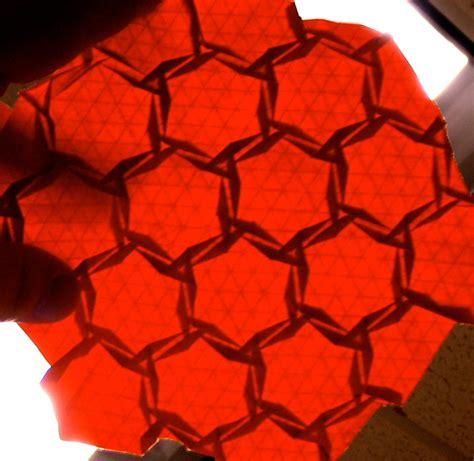 origami tessellations pdf origamisan articles classic mosaic origami origami
